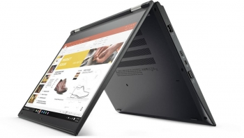 Ordenador Portátil Reacondicionado Lenovo Thinkpad Yoga 370, Intel Core I5-7300u, 8gb Ram, 256gb Ssd, 13.3/