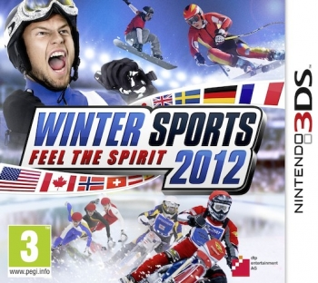 Winter Sports 2012 - Feel The Spirit 3ds