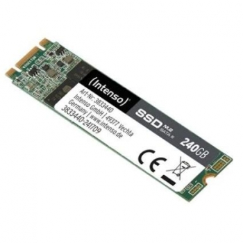 Intenso 3833440 High Ssd M.2 240gb 2.5 Sata3