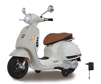 Scooter Vespa Blanco 12v