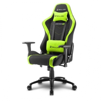 Silla Gaming Sharkoon Skiller Sgs2 Negro Verde 160