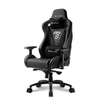 Silla Gaming Sharkoon Skiller Sgs4 Negro 160