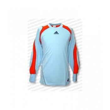 Camiseta De Portero Adidas Celeste naranja Adulto 239f0c6563ca2