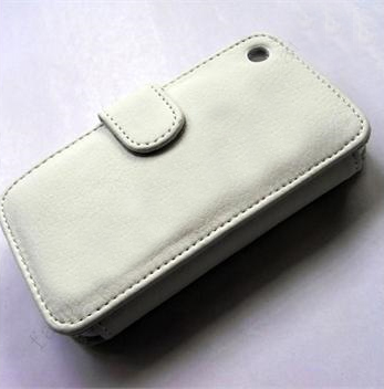 Funda Para Iphone 3g Con Clip Color Blanco