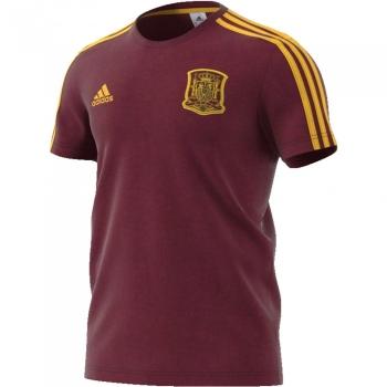 e3cb9cdd0c22f Camiseta Adidas Selección Española Granate Adulto