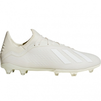 finest selection 7bccf 059c0 Botas De Fútbol Adidas X 18.2 Spectral Mode Suela Ag Blanco Adulto