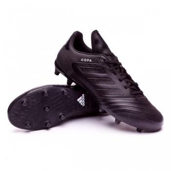 size 40 f8482 2ed7d Botas De Fútbol Adidas Copa 18.3 Suela Fg Negro Adulto