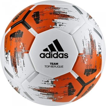Balón De Fútbol Adidas Team Top Replique Blanco/naranja