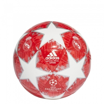 ... Madrid Ttrn. Dn8676. Orange solar Red. Vendido por ALONSPORT. Añadir. Balón  Fútbol Adidas Finale 18rm Cpt Rojo blanco Champions 561f83d3be1cd