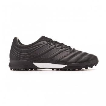 separation shoes 88b52 4aaa5 Botas De Fútbol Adidas Copa19.3 Archetic Mode Suela Turf Negro blancoadulto