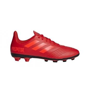 3cb0925b Botas De Fútbol Adidas Predator19.4 Mode Suela Fxg Rojo Niño