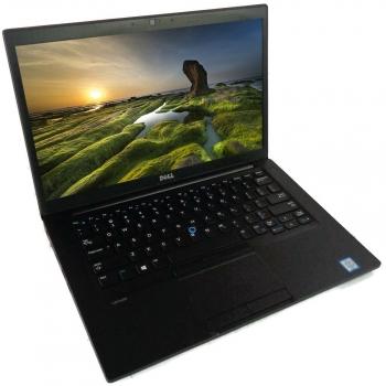Portátil Reacondicionado Dell Latitude 7480, Intel Core I5-6300u, 8gb Ram, 128gb Ssd, 14/