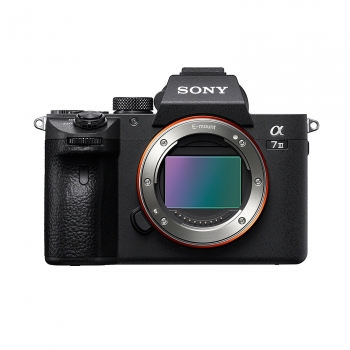 Sony A7 Iii Body Black
