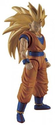 Figura Dragon Ball Goku Ss3 Model Kit