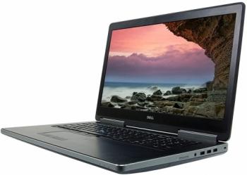 Portátil Reacondicionado Dell Precision 7710, Intel Core I7-6820hq, 16gb Ram, 240gb Ssd, Nvidia Quadro M4000m, 17.3/
