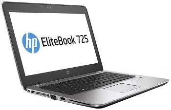 Ordenador Portátil Reacondicionado Hp Elitebook 725 G4, Amd Qc A8-9600b, 8gb Ram, 128gb Ssd, 12.5/