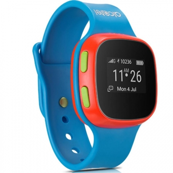 Alcatel Move Time Kids Watch Sw10 Blue-red