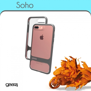 05a23f9a754 Funda Gear4 D3o Soho Rosa Para Iphone 7 Plus - Gear4®