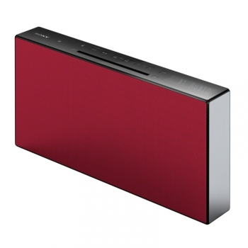 Altavoz Sony Cmtx3cdr Bluetooth Cd Rojo