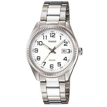 83475bcc9 Reloj De Pulsera Casio Analogico Para Mujer. Modelo Ltp-1302d-7bvdf