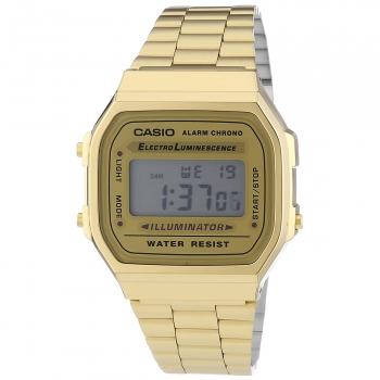 8e61981f3085 Reloj De Pulsera Casio Digital Para Unisex. Modelo A168wg-9ef