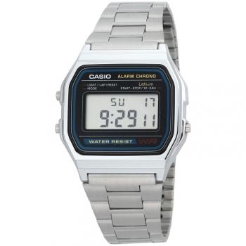 f00a2fb9a4b Reloj De Pulsera Casio Digital Para Hombre. Modelo A-158-wa-1df