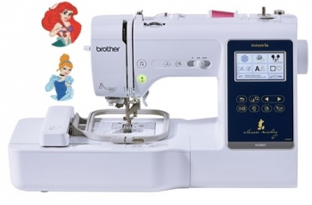 Máquina De Coser Y Bordar Brother M280d