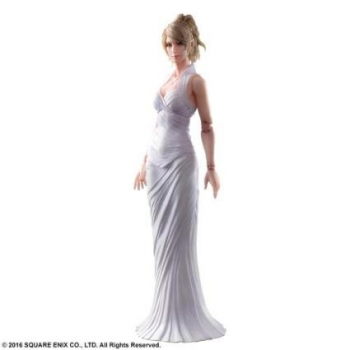Figura Final Fantasy Xv Lunafreya Play Arts 24 Cm