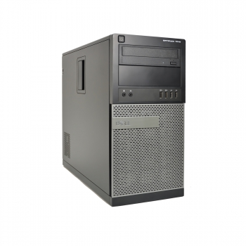 Ordenador Sobremesa Reacondicionado Dell Optiplex 7010 Mt, Intel Core I3-3240, 4gb Ram, 250gb Ssd, Dvdrw, Grado B