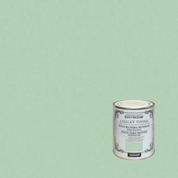 Chalky Finish Pint Muebles Xylazel Verde Laurel 125 Ml