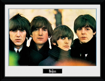 Fotografia Enmarcada The Beatles For Sale