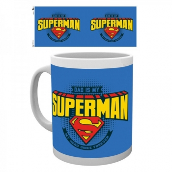 Vajillas y tazas de café Superman Aya - Carrefour.es 2610a92625f08