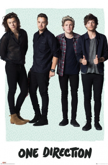 Maxi Poster One Direction Mint