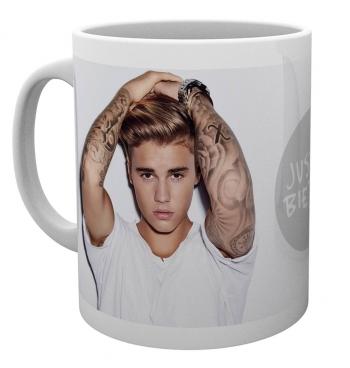 GB Eye LTD Purpose Taza de Ceramica Justin Bieber