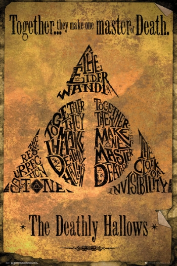 Maxi Poster Harry Potter Deathly Hallows