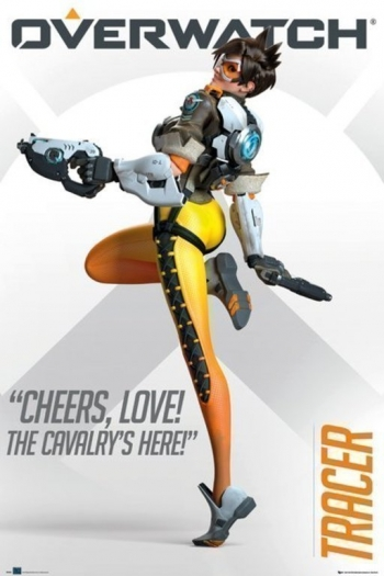 Posters Overwatch - Carrefour.es