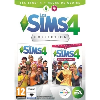 Sims 4 + Glory Time Extension Juego De Pc