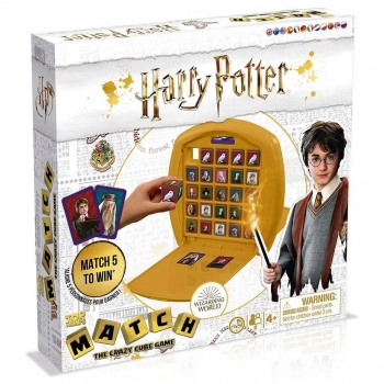 Top Trumps Match Harry Potter - Edición Actualizada