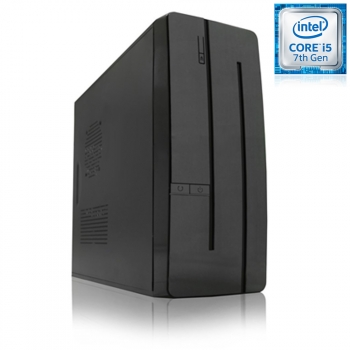 Pc Sobremesa Ordenador Azirox Orion  Intel  I5 7400 3,00 Ghz 4 Nucleos / 8gb Ddr4 2400 Mhz / 480gb Ssd / Grafica Intel Hd 630 /wifi