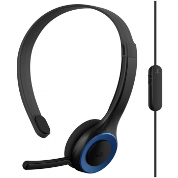 Auricular Chat Headset(licenciado Sony) Ps3