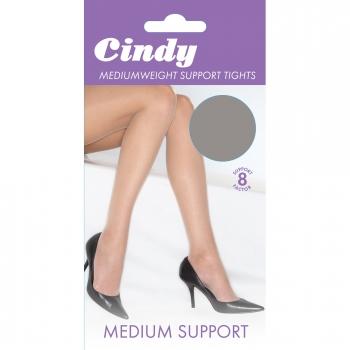 1 par Medias Resistentes a Las Carreras para Mujer Cindy