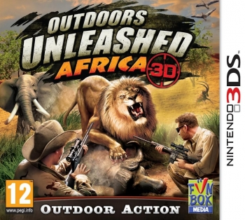 Outdoor Unleashed Africa 3ds