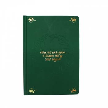 Cuaderno A5 The Lord Of The Rings A Hobbit's Tale