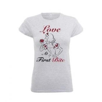 a83bd3370930d Camiseta Chica Disney Blancanieves Love L