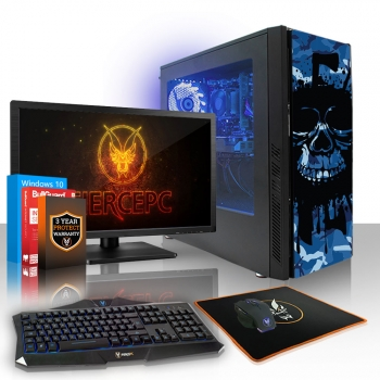 Gamer Pc Amd Ryzen 3 2300x 4x4.0ghz 8gb Gtx 1660 6gb Gaming Computer