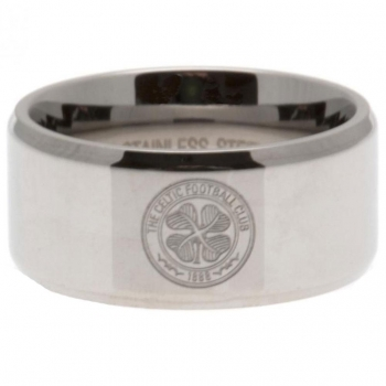 Celtic Fc - Anillo (mediano) (plata)