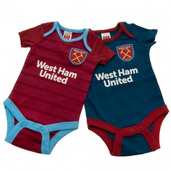 Regalo Bebé Pelele 3//6 meses West Ham United F.C