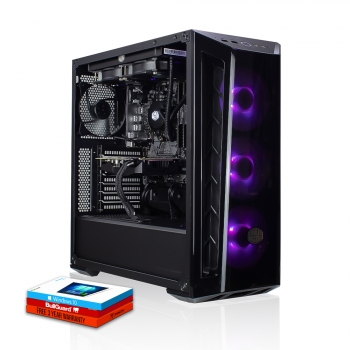 Gamer Pc Intel Core I5 9600k 6x4.6ghz 16gb Rtx 2080 Ti 11gb