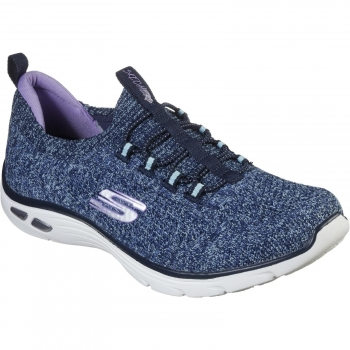 Skechers - Zapatillas Deportivas Dlux Sharp Witted Para Chica Mujer
