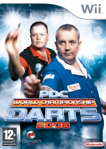 World Championship Darts 2008 Wii